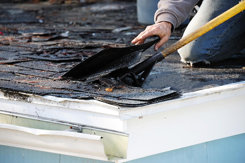 Roofing repair New Orleans